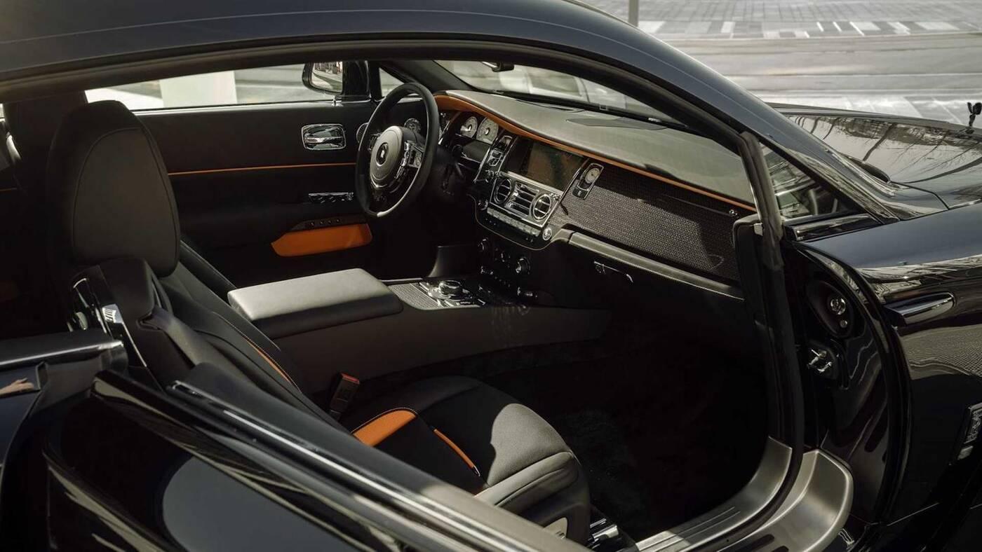 Rolls-Royce Black Badge Wraith od Spofec, to już Spofec Overdose