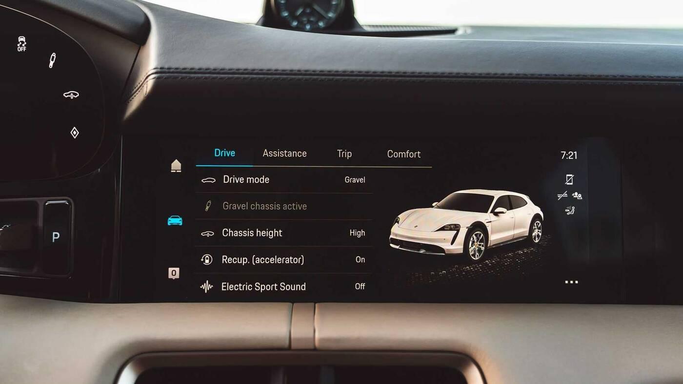 Samochody będą niczym smartfony przez aktualizacje OTA? Porsche odpowiada