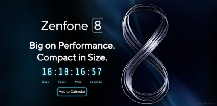 ASUS ZenFone 8 bez tajemnic, ASUS ZenFone 8