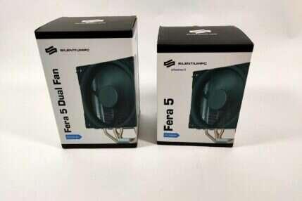 test SilentiumPC Fera 5 i Fera 5 Dual Fan, recenzja SilentiumPC Fera 5 i Fera 5 Dual Fan, opinia SilentiumPC Fera 5 i Fera 5 Dual Fan
