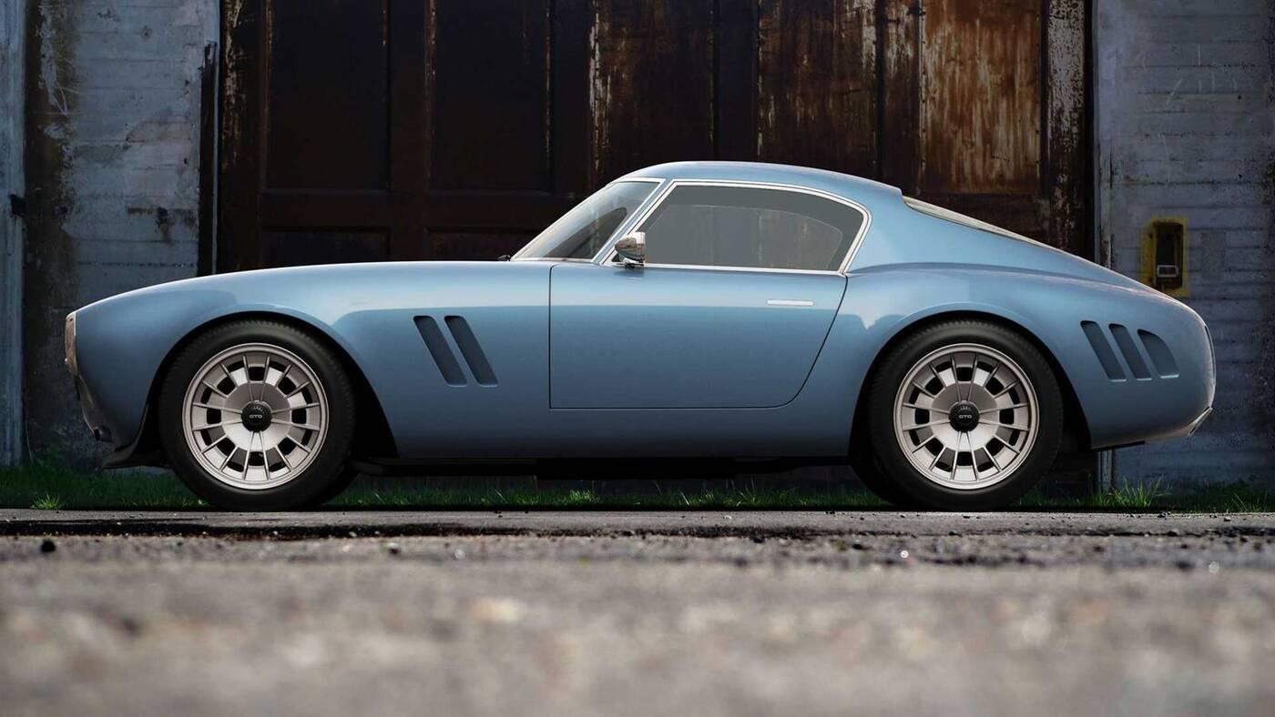 Spójrzcie na super coupe GTO Engineering Squalo, czyli gratkę dla konserwatystów