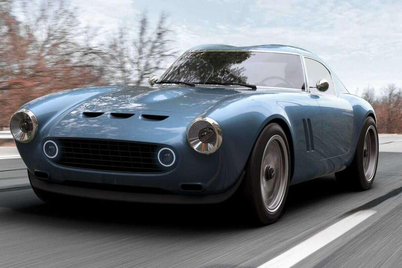 super coupe GTO Engineering Squalo, gratka dla konserwatystów, GTO Engineering Squalo, GTO Engineering,