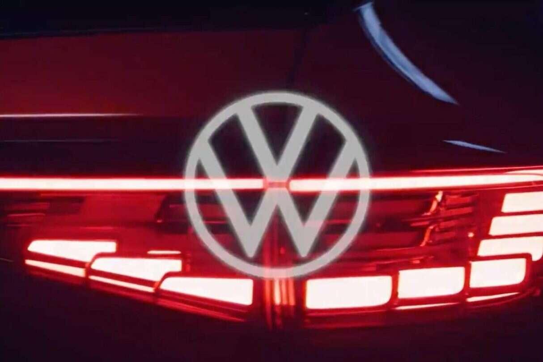 zwiastun VW ID.4 GTX, wydajniejszego ID.4, ID.4 GTX, VW ID.4 GTX