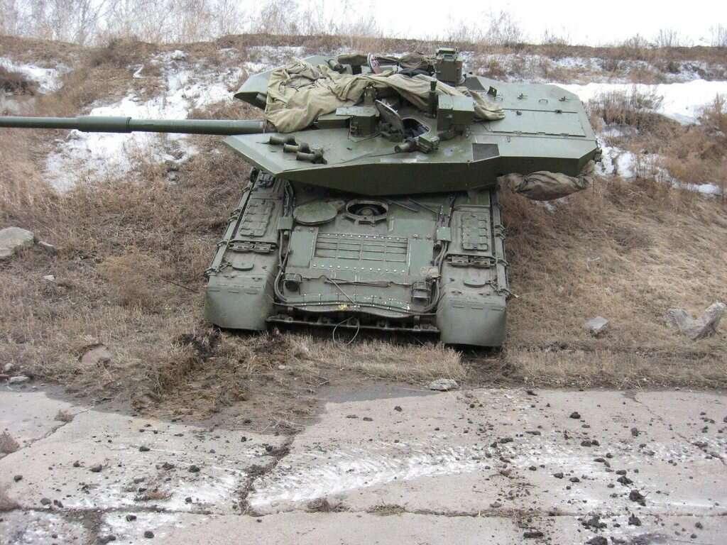 czołg Rosji Burlak