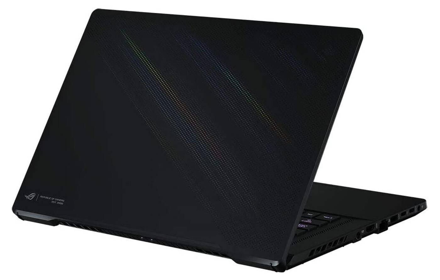 Szczegóły gamingowego notebooka ASUS ROG Zephyrus M16