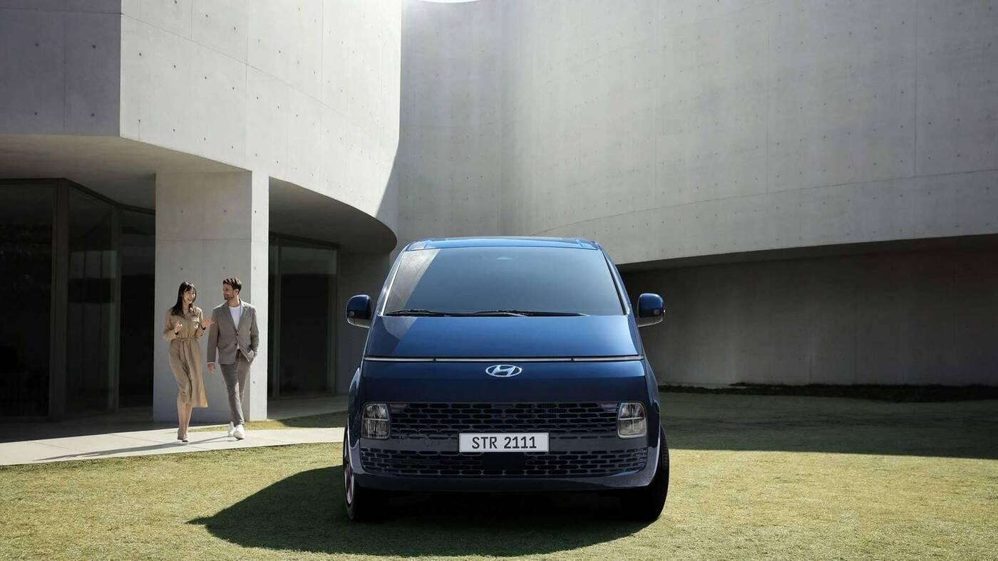 Szczegóły o Hyundai Staria. Ten minivan trafi do Europy