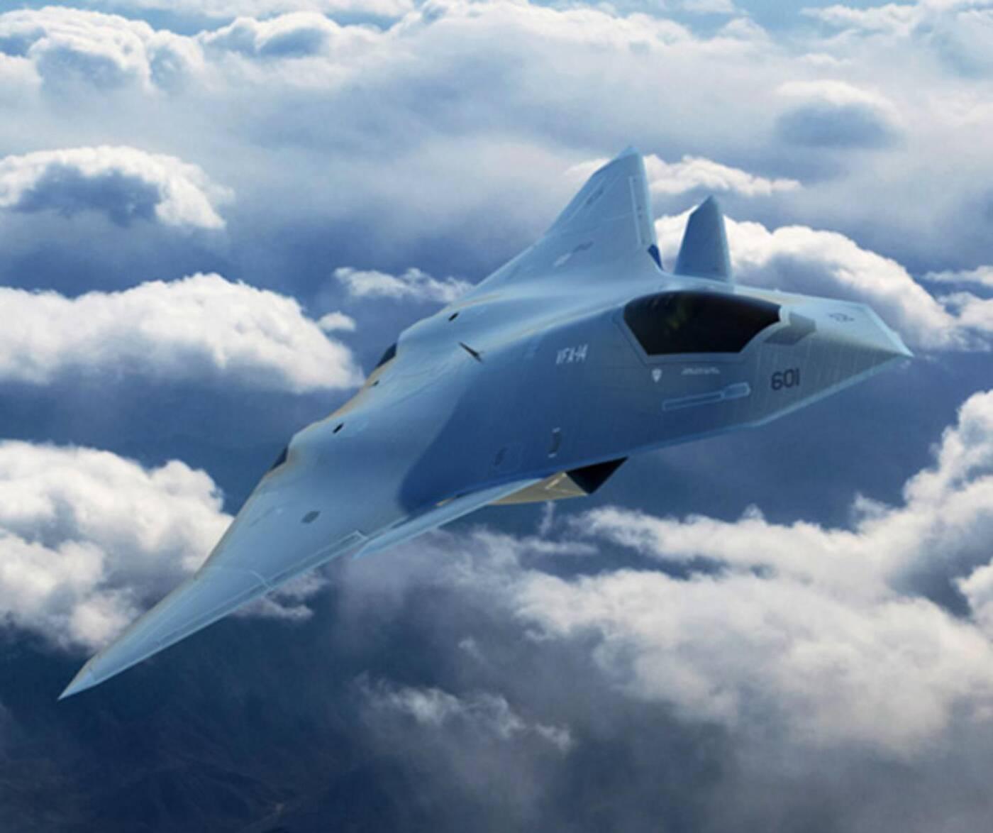 Technologie myśliwców szóstej generacji. Co je wyróżni?