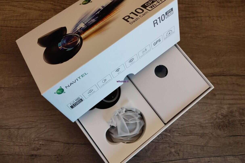 Test Navitel R10, wideorejestrator z Wi-Fi i GPS, Navitel R10, Navitel R10 test
