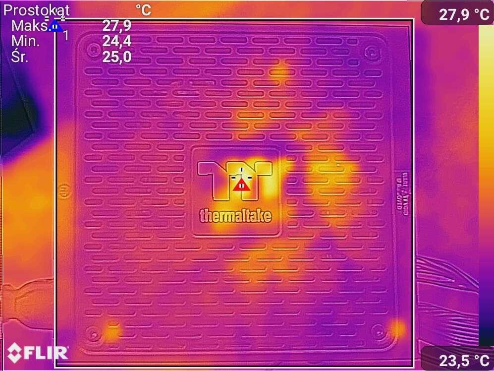 Test zasilacza Thermaltake Smart BM2 750W