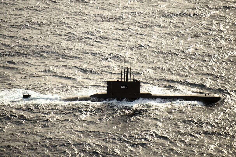 poszukiwania zaginionego okrętu podwodnego