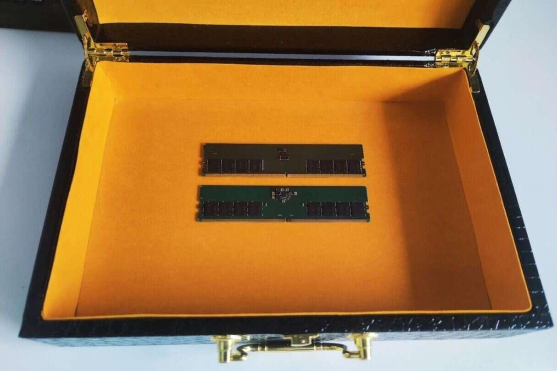 informacje o modułach DDR5, rekord DDR4, modułach DDR5, DDR5,