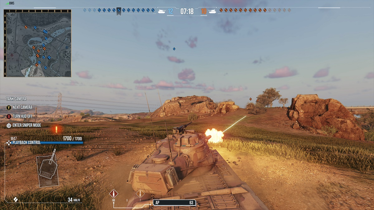 World of Tanks Modern Armor debiutuje na konsolach Xbox i PlayStation