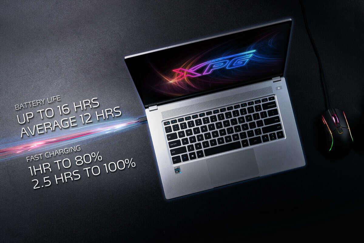 laptop XPG XENIA Xe