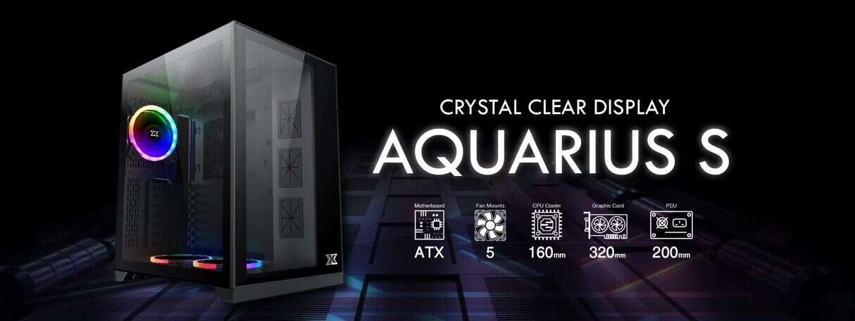 Xigmatek wypuszcza obudowę Aquarius S 2