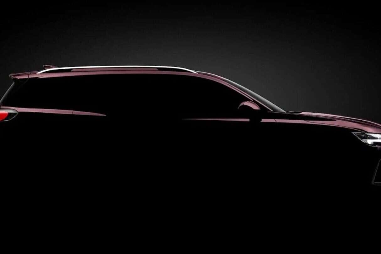 Zapowiedź Buick Envision Plus, apomnijcie o SUVie Envision GX, Buick Envision Plus,