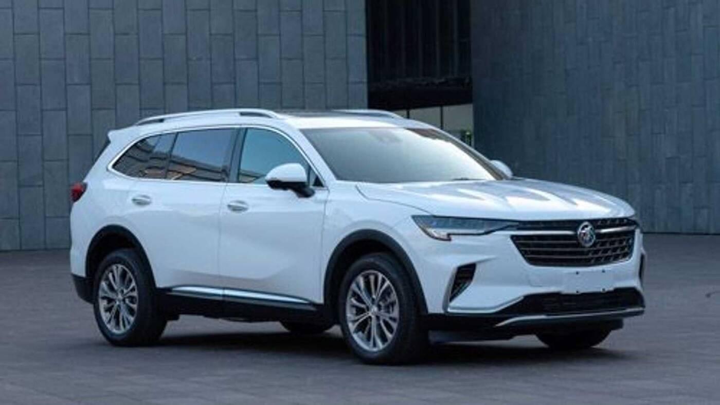 Zapowiedź Buick Envision Plus. Zapomnijcie o SUVie Envision GX