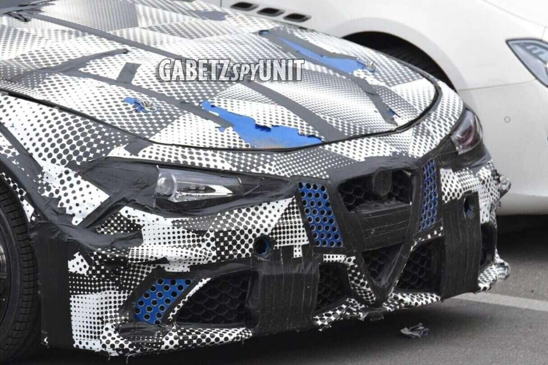 Zdjęcia Maserati GranTurismo 2022, testy Maserati GranTurismo 2022, Maserati GranTurismo 2022
