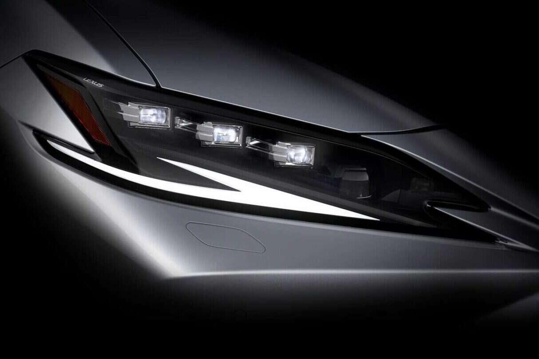 Zwiastun Lexus ES 2022
