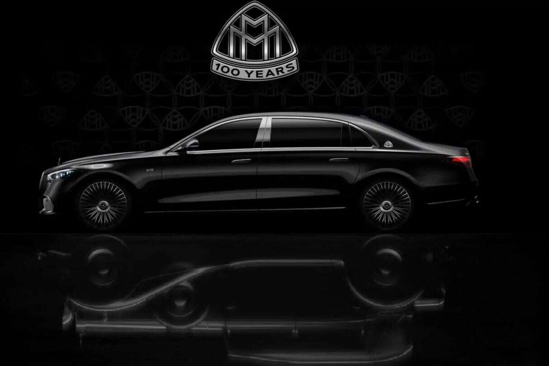 Zwiastun Mercedesa Klasy S z silnikiem V12