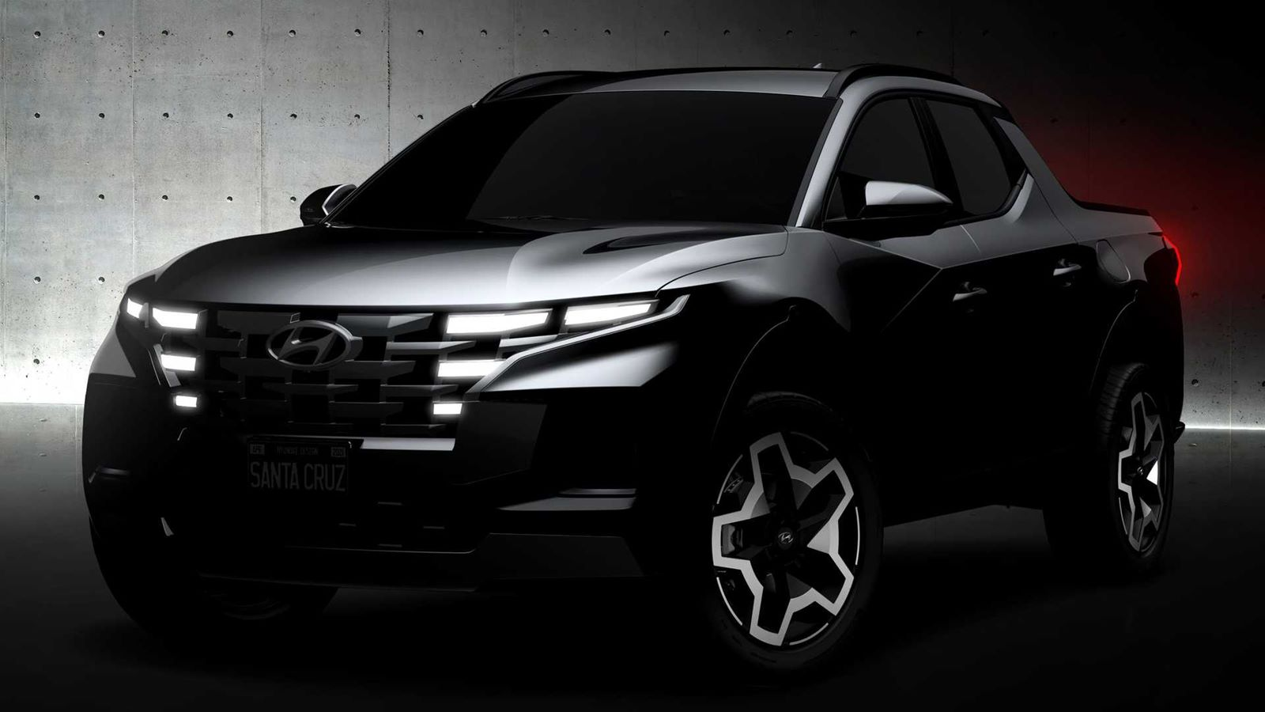 Zwiastun pickupa Hyundai Santa Cruz mówi, że to nie pickup