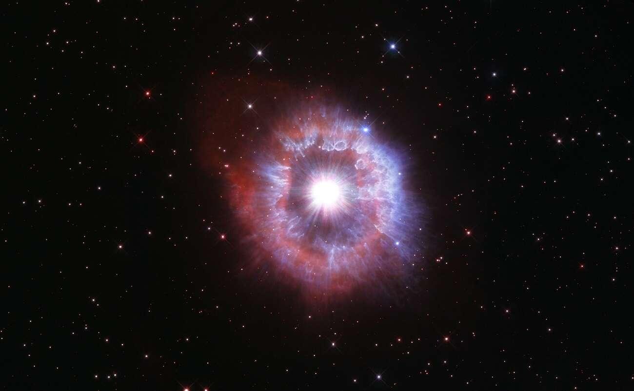 Ta gwiazda w każdej chwili może eksplodować. NASA udostępniła jej nowe zdjęcie