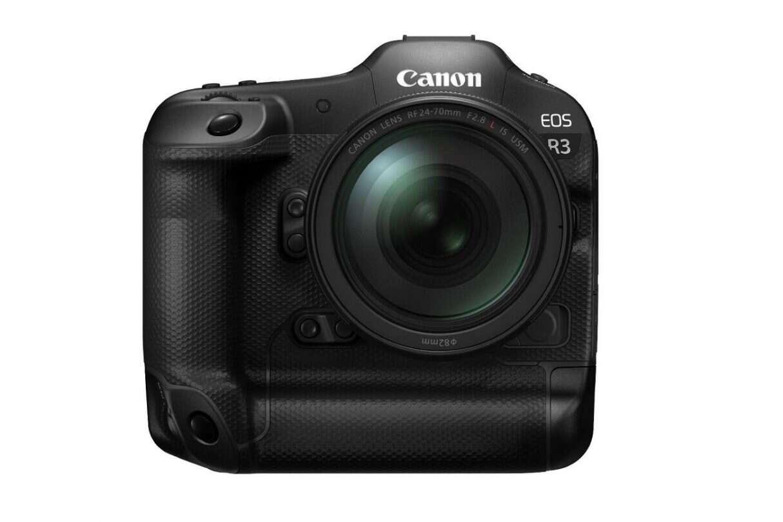 Canon EOS R3 - firma zapowiada aparat i pokazuje nowe obiektywy