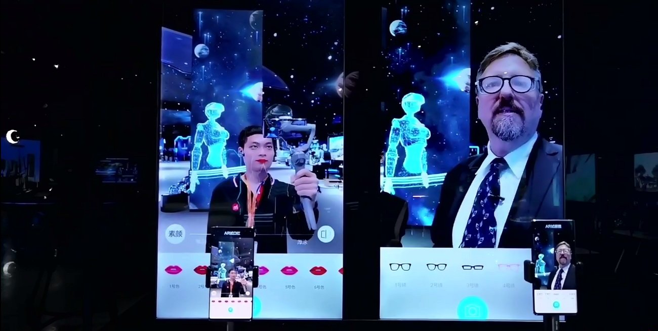 Jak wykorzystać sieć 5G - wystawa Galileo 5G