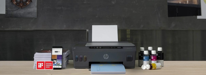 HP Instant Ink - drukarka z tuszem na abonament