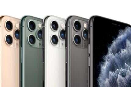 iPhone 11 Pro z wadą fabryczną