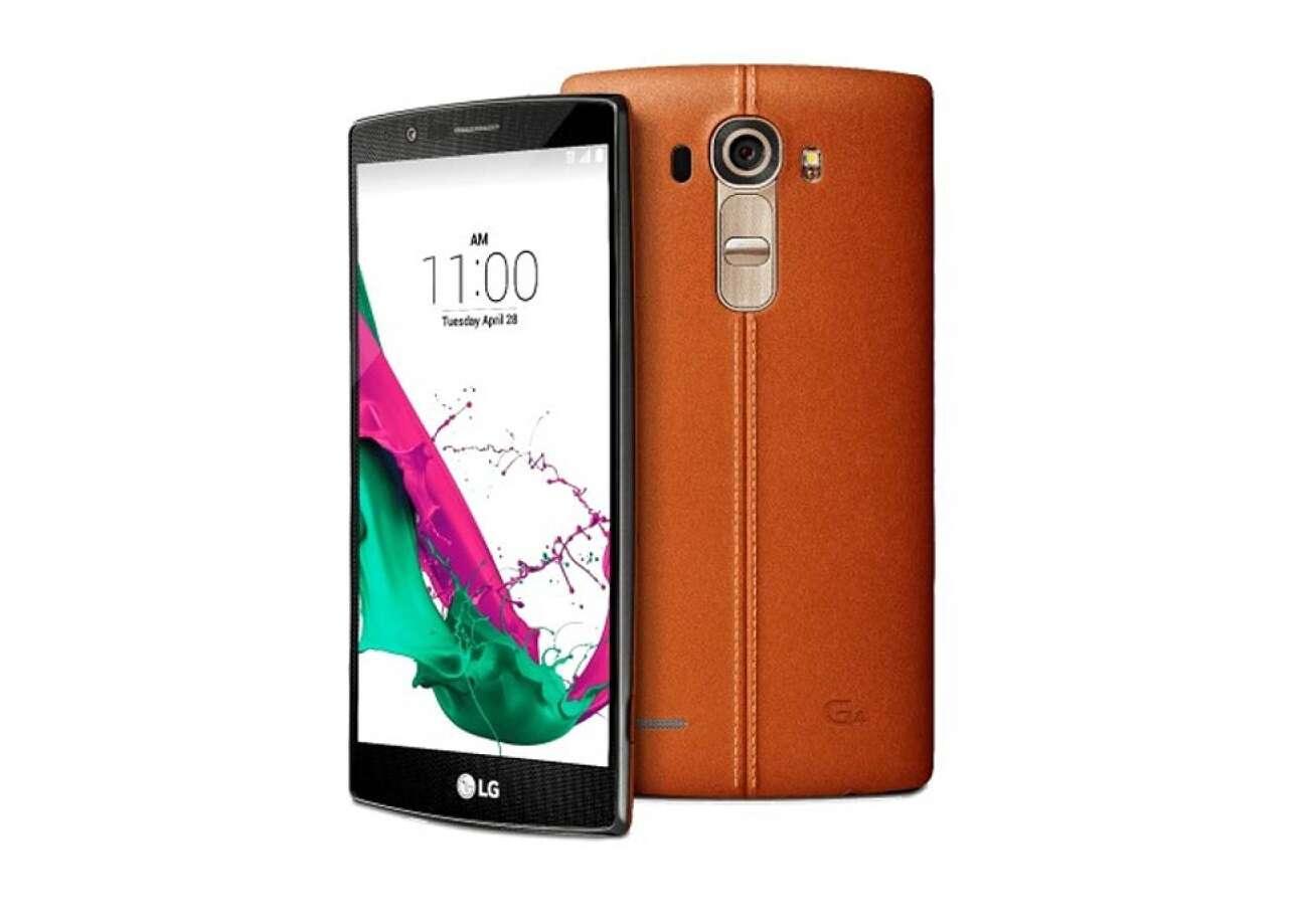 Smartfony LG LG G4