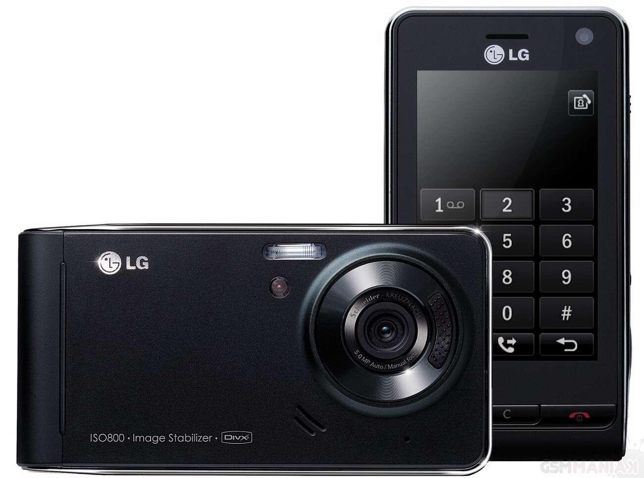 Smartfony LG LG KU990