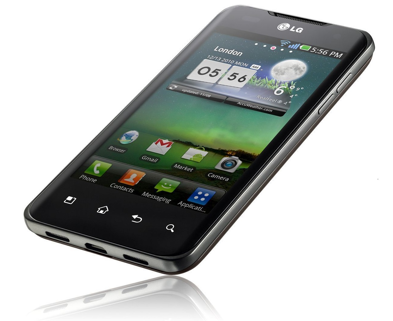 Smartfony LG LG P990