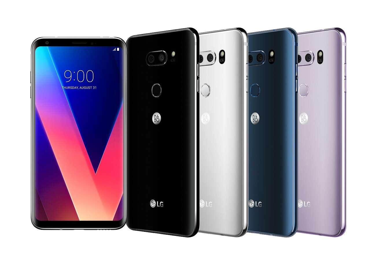 Smartfony LG LG V30