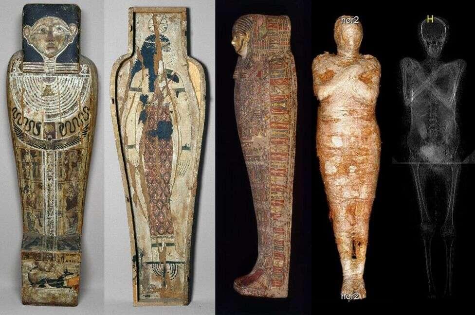Ciężarna mumia w Egipcie. Polscy naukowcy dokonali niesamowitego odkrycia