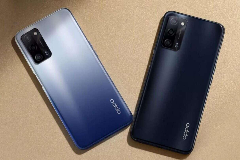 Premiera Oppo A53s 5G, Oppo A53s 5G,