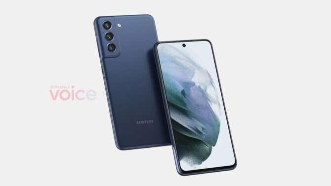 Galaxy S21 FE, specyfikacja Galaxy S21 FE, Samsung Galaxy S21 FE
