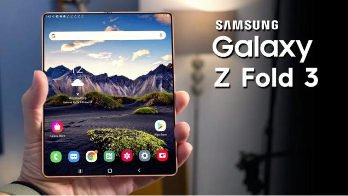 aparaty Galaxy Z Fold 3