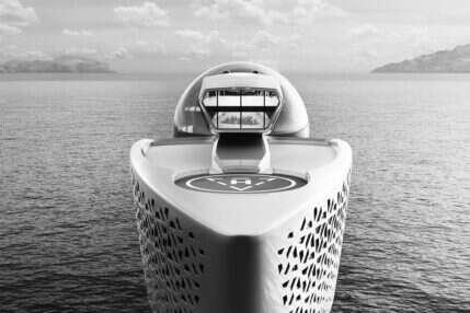 Statek Earth 300 będzie niczym pływające laboratorium. Na jego pokładzie znajdzie się 160 naukowców