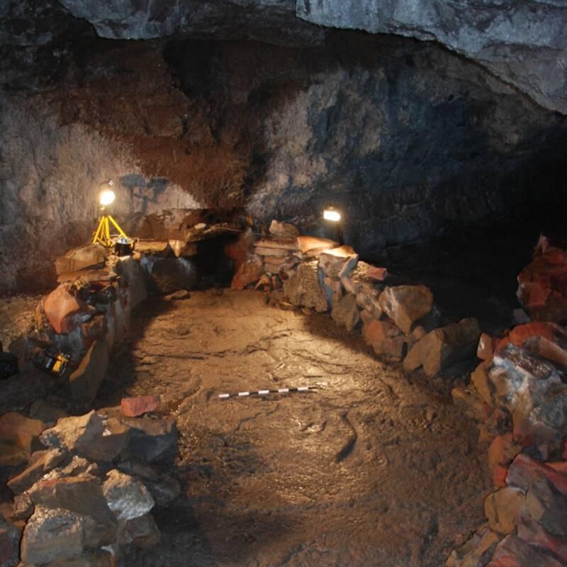 W tej jaskini Wikingowie mogli odpędzać apokalipsę