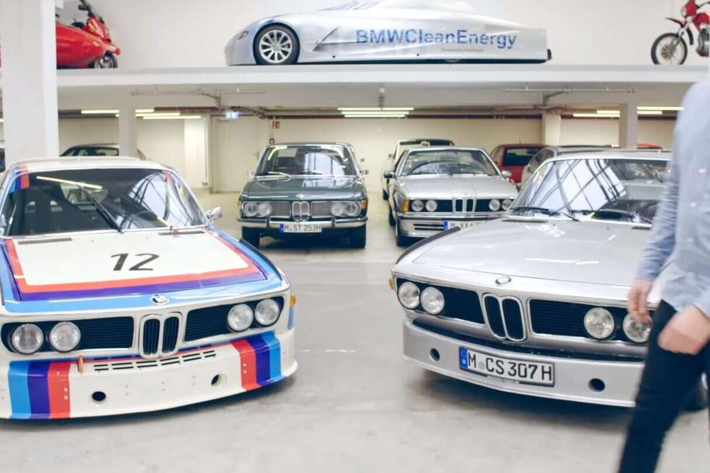 BMW przypomina o 3.0 CSL Batmobile, kultowe BMW E9, 3.0 CSL Batmobile