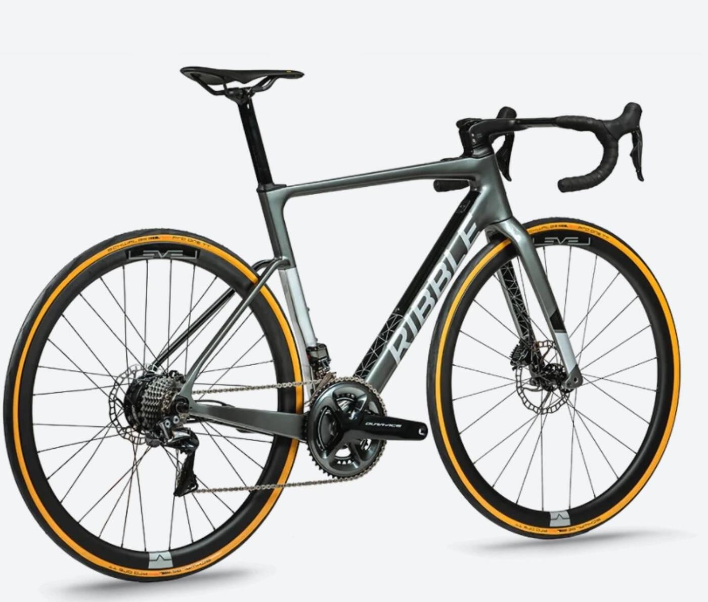 Ribble Endurance SL e Hero to jeden z najlżejszych rowerów na świecie