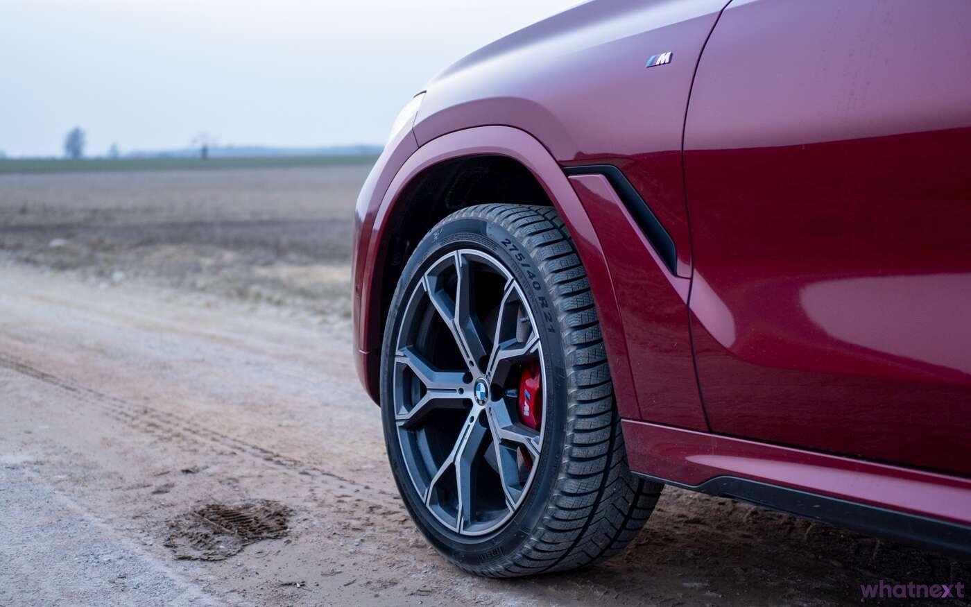 Test BMW X6 30d - o czołgu, który jest limuzyną