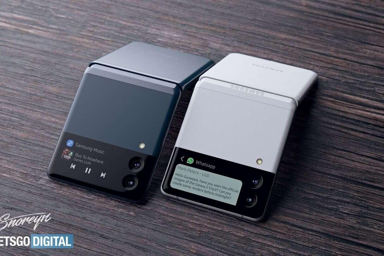 Samsung Galaxy Z Flip 3 może się podobać