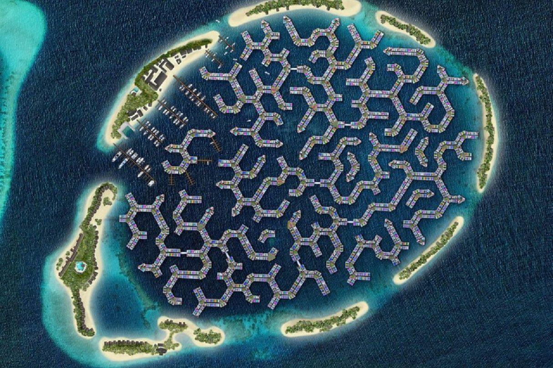 Powstaną sztuczne wyspy. Mają stanowić rozwiązanie problemu zmian klimatycznych