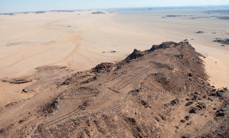 Kamienne struktury sprzed tysięcy lat mogą być pozostałością po nieznanym kulcie