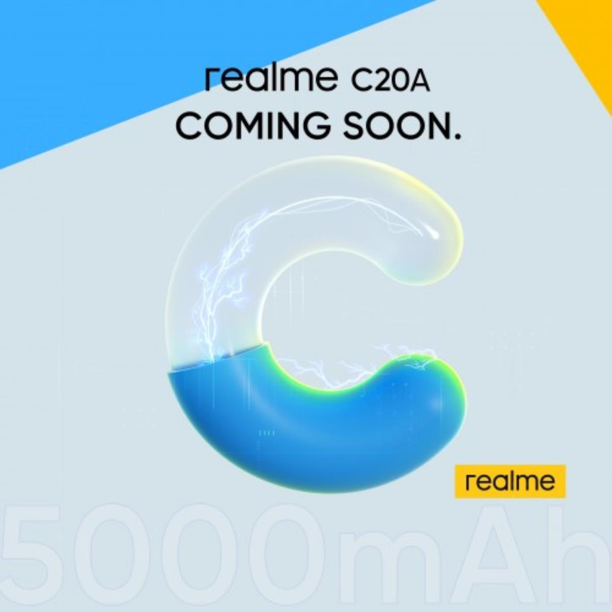 Data premiery Realme C20A ujawniona, choć nieoficjalnie