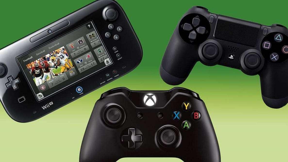 Rok, w którym zatrzymała się branża gier wideo