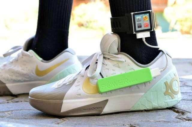 Zrób to sam! – Generujące prąd wkładki do butów