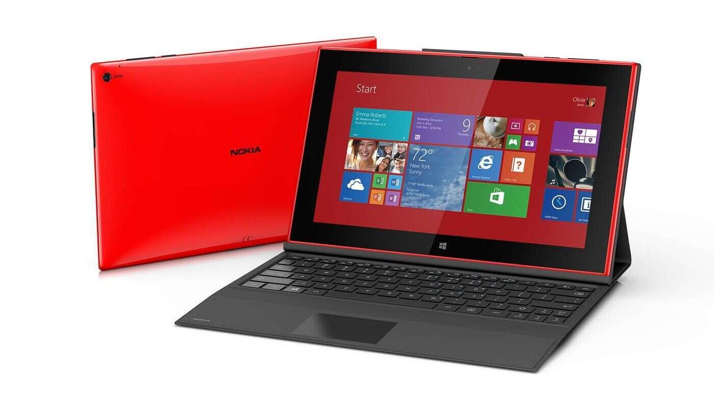 Tablet Lumia 2520 w Polsce. Nokia trochę jednak przesadziła