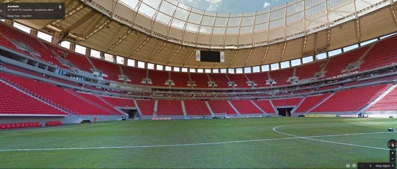 Estádio Nacional the Brasilia